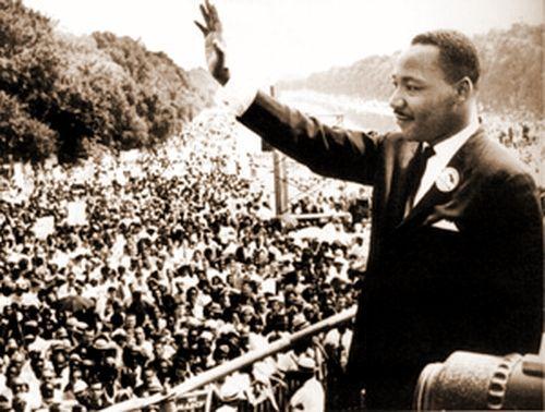 平静接受一个人的污点:马丁・路德・金抄袭事件