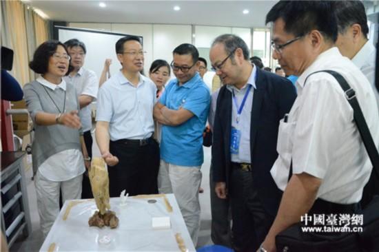 台湾职教界人士赴宁夏职业类院校考察交流