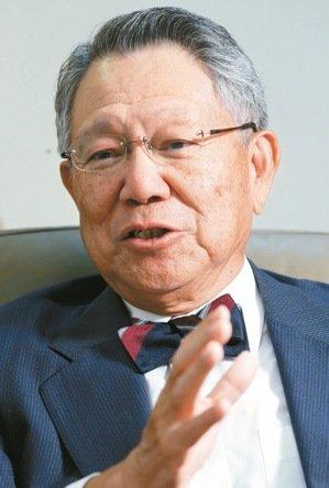 詹启贤将接任国民党第一副主席