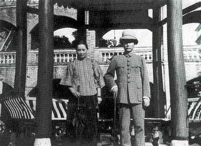 """宋庆龄""""委身革命"""":与孙中山结婚并非爱上他"""