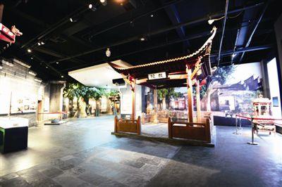 吉安市博物馆新馆内景