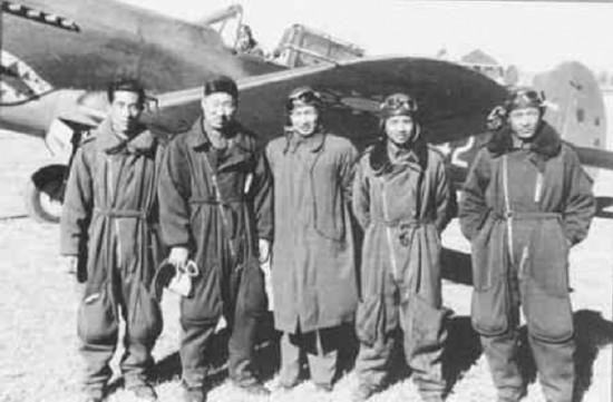 飞虎队队员忆对日空战:击落敌机529架炸毁277架