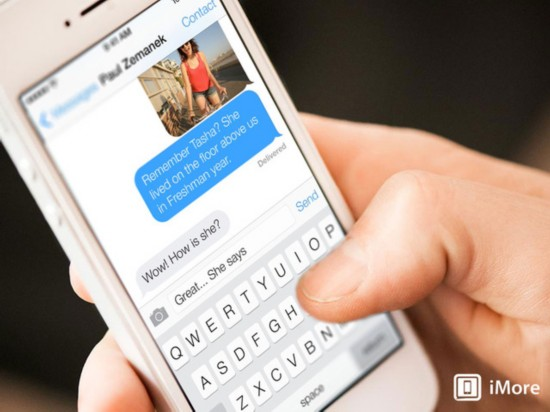 iMessage应用将推Android版?苹果:扯淡