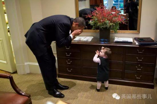 摄影师镜头下逗比可爱的真实奥巴马(高清组图)