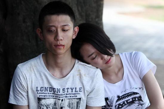 """组图:《余罪》520曝光张一山""""爱情大片"""""""