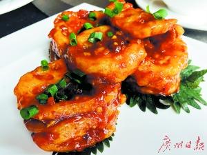 一片开启江南style的小藕虾
