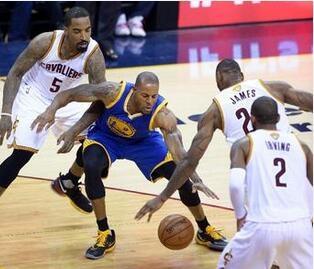 NBA总决赛第七战勇士VS骑士:詹姆斯将抢七战比作超级碗(图)