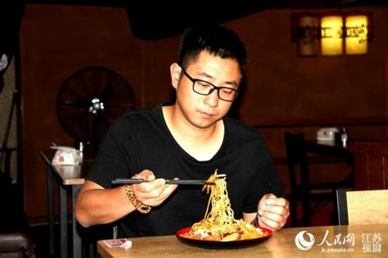 """南京夏至民俗:必须来碗""""甜鲜口""""的凉面【9】"""