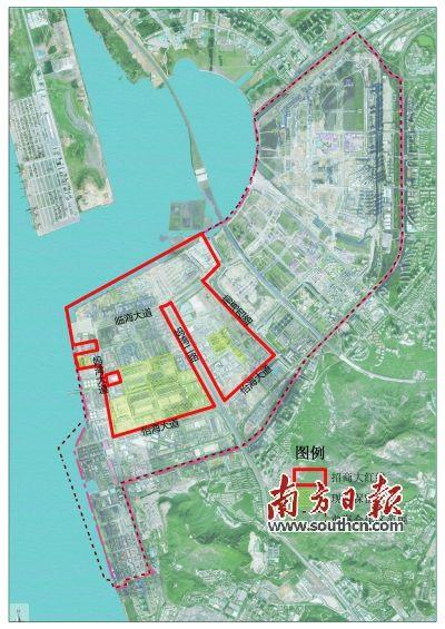 深圳前海探索小政府+大企业新模式 力争五年内