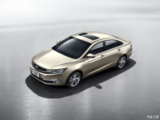 吉利汽车 帝豪GL 2016款 基本型