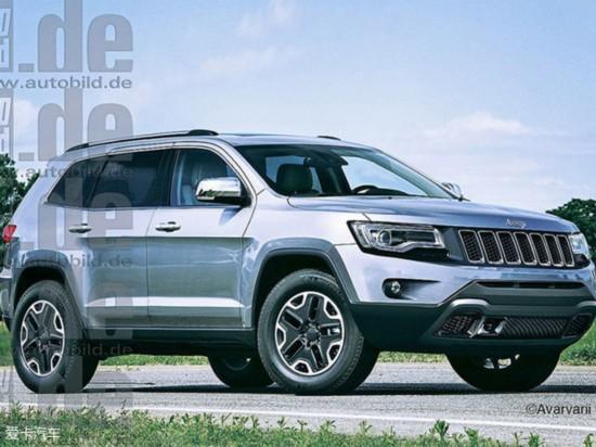 Jeep全新紧凑型SUV