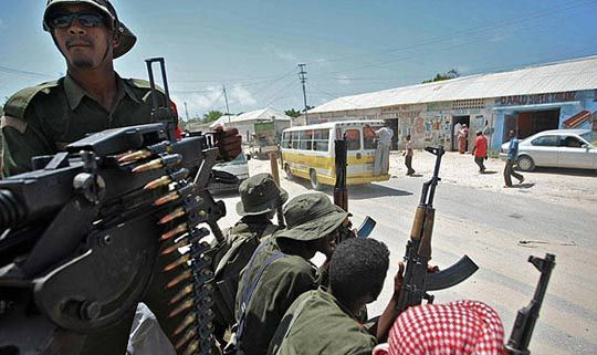 保镖变刺客!索马里安全高官遭保镖刺杀身亡