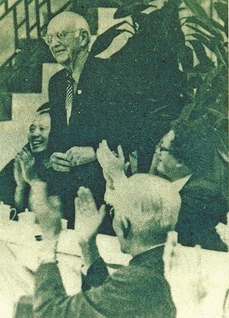 """美""""中国通""""70年前成功预测共产党将战胜国民党"""