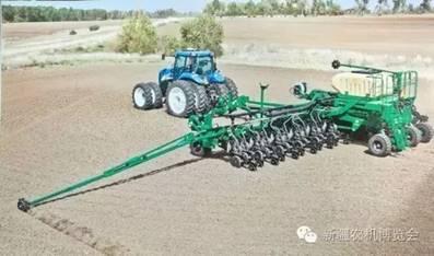 直深松机 智能采摘机器人 新疆农业进入 智能化 时代
