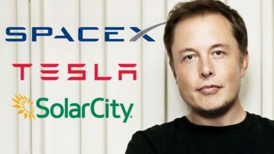 特斯拉收购SolarCity遭受质疑 股价下跌