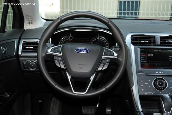 2013款福特蒙迪欧接受预订 提车周期2个月