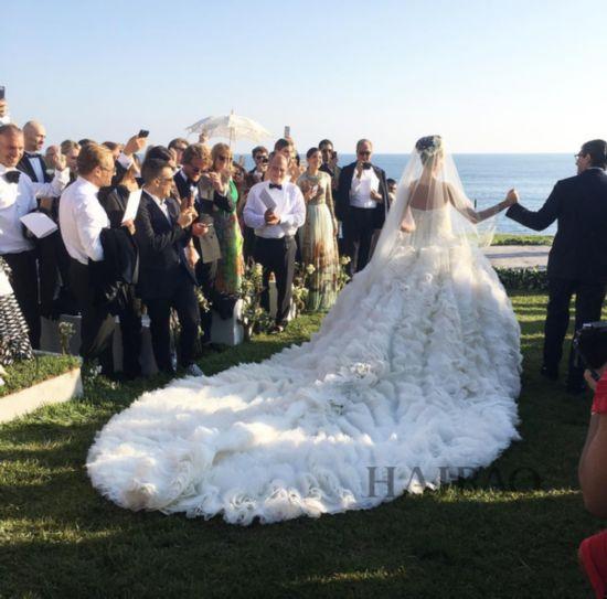 Giovanna Battaglia  婚礼