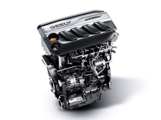 第二代1.8TD发动机