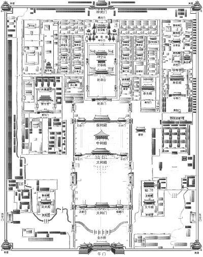 故宫年内新开三条参观通道开放面积将扩大到76%