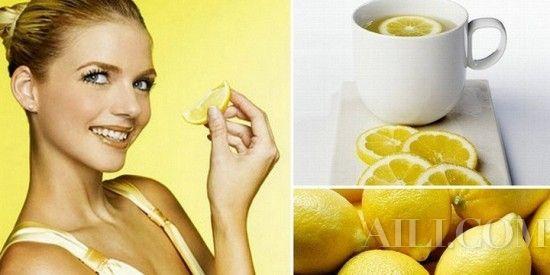 你知道吗?每天喝8杯柠檬水可以年轻10岁!