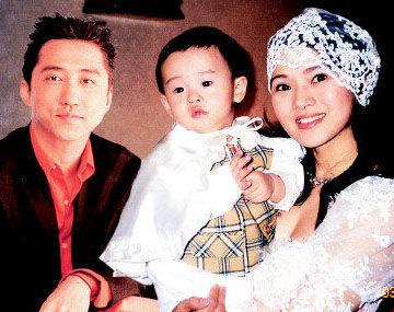 哈林儿子成长记     2000年2月14日,伊能静与庾澄庆在美国注册结婚.