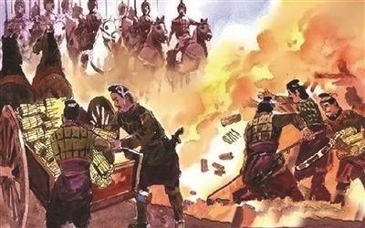 14万卷!梁元帝烧掉所有藏书 这是秦始皇之后第二次大规模焚书