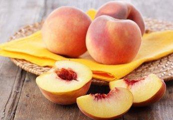 饮食养生:桃子虽营养9大禁忌不得不知