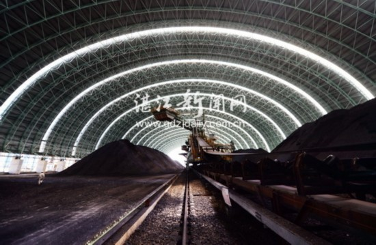 宝钢湛江钢铁项目二号高炉将于7月15日点火