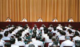 骆惠宁任山西省委书记王儒林:愉快服从组织的安排