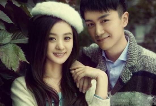 女星曝赵丽颖陈晓曾在一起过 否认陈妍希插足称是正常恋爱