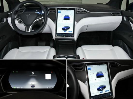 特斯拉入门版SUV正式开放预定 售84.1万-图3