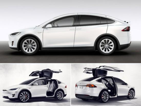 特斯拉入门版SUV正式开放预定 售84.1万-图2