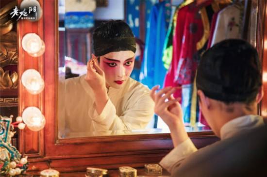 张艺兴《老九门》变身民国男神 演绎二月红的精彩一生
