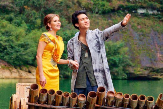 俄歌唱家克欣诺娜将访华拍摄歌曲《寻茶到黄村》MV25.png