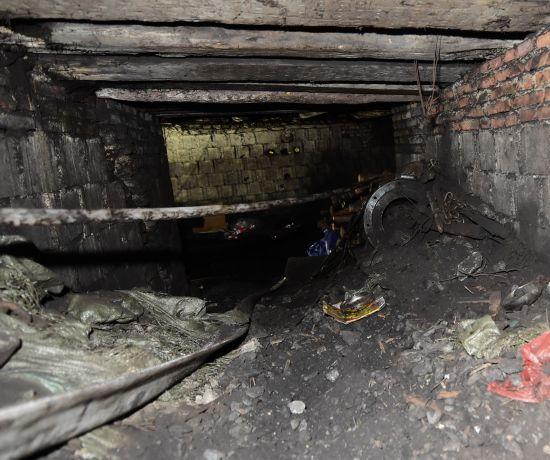 本溪煤矿13人被困井下