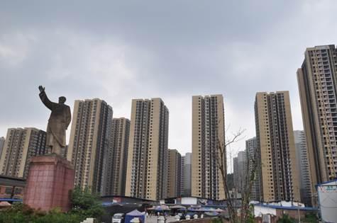 广西一企业赴重庆考察拆迁安置房融资项目并签约图片