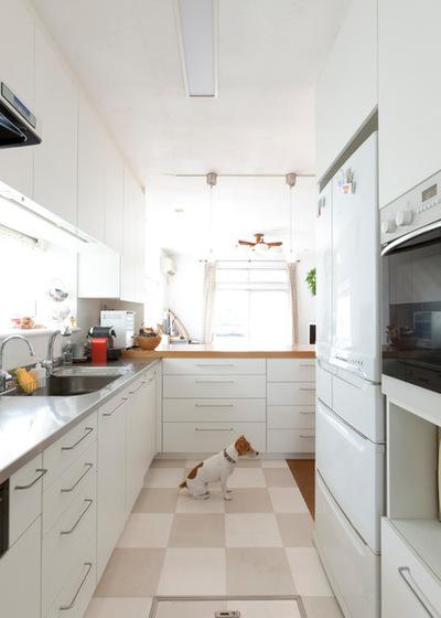 好整洁的厨房!来自日本主妇的收纳经验