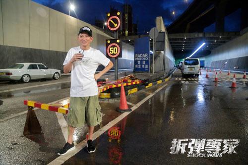 《拆彈專家》殺青 劉德華嘆1:1紅隧搭建工程偉大