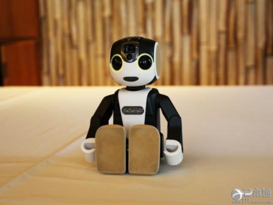 RoBoHoN 机器人 移动 夏普