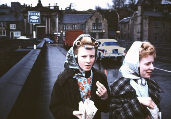 老照片记录英国近百年生活景象