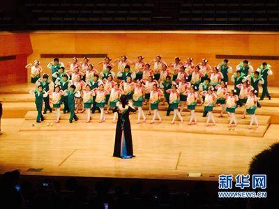 (网络媒体走转改)沈阳合唱团:用歌声唱响索契,让世界听到我们的声音