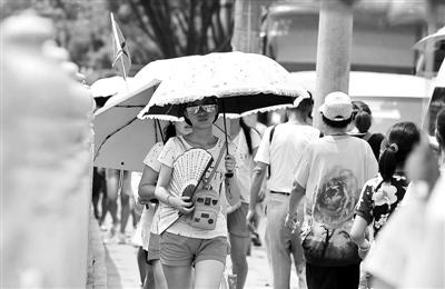 北京今夏首个高温黄色预警启动高温预计持续到周三
