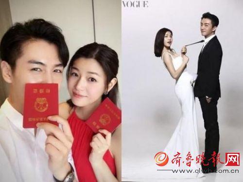 陈妍希曝陈晓求婚细节 现场出现小龙女雕像