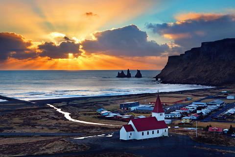 冰岛的缤纷姿色,等你倾心