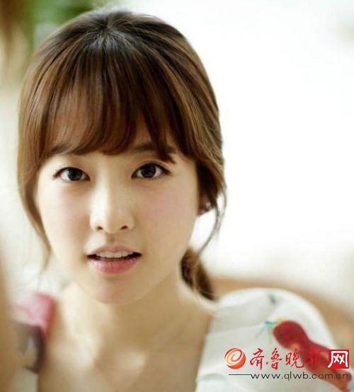 没有双眼皮眉眼依然如画 韩国白珍熙、朴宝英、裴秀智堪称母胎美人