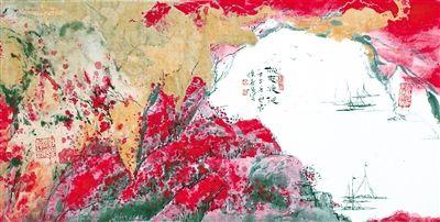 """恋""""旧""""立""""新"""" 徐嘉炀的艺术"""