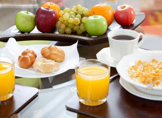 早上第一口 到底吃什么最健康?