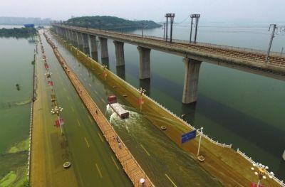 中央财政拨款8亿应对南方洪涝