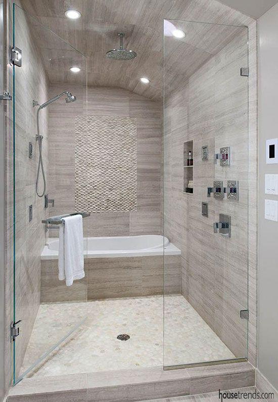 浴室设计的5个灵感 让你舒舒服服沐浴