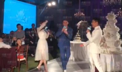 喝多了的霍建华曝光吴奇隆诗诗秘密胡歌为啥缺席婚礼?